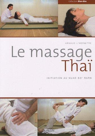 Le massage Thaï