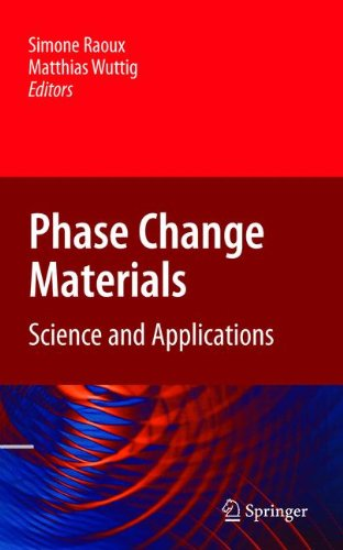 Phase Change Materials: Science and Applications