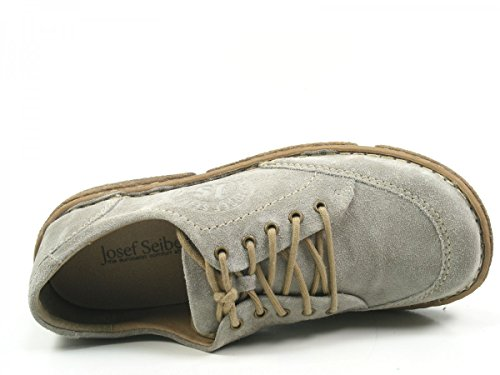 Josef Seibel Ladies Smu-neele 02 Derby Grigio