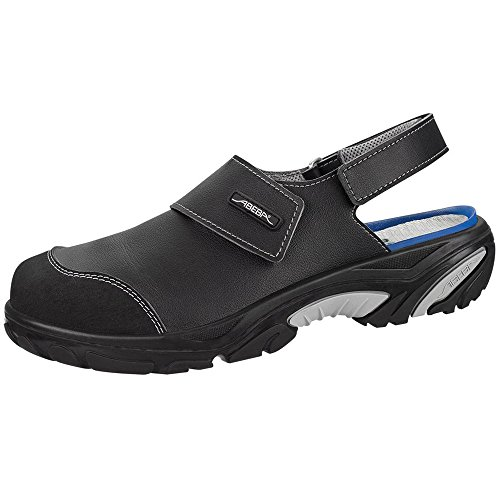 Sandália Preto 36 Segurança Rastreador Abeba 39 4556 Sapato 4556 Cqntxg