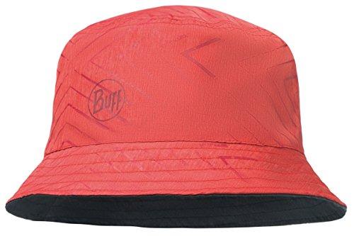 SET - BUFF TRAVEL BUCKET HAT + UP Ultrapower Schlauchtuch | Damen | Herren | Wanderhut | Reversibel | Sommerhut | Mütze | Cap | Kopfbedeckung | Funktional | Atmungsaktiv |...