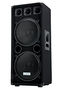 McGrey DJ-2222 Enceinte de Basement Party/DJ 1000 W