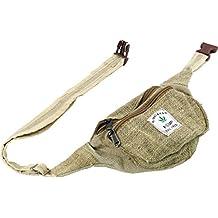 GURU Práctica Bolsa Lateral de Bolsa de Cáñamo Cinturón SHOP Riñonera étnica r4w56rq