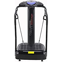 Bluefin Fitness Vibration Plate | Pro Model | Upgraded Design With Silent Motors And Built in Speakers
