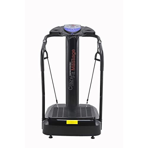 41s XeUyQnL. SS500  - Bluefin Fitness Vibration Plate | Pro Model | Upgraded Design With Silent Motors | Comes with Built in Speakers