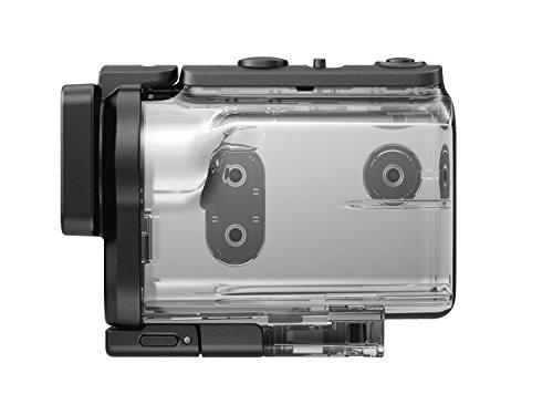 Sony FDR-X3000R 4K Action Cam mit BOSS (Exmor R CMOS Sensor, Carl Zeiss Tessar Optik, GPS, WiFi, NFC) mit RM-LVR3 Live View Remote Fernbedienung, weiß - 20