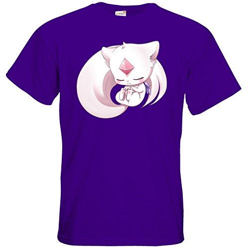 getshirts - Lukiyas Shop - T-Shirt - Motiv 3 Purple