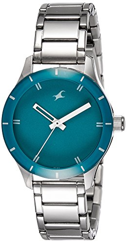 41s YI KmrL - 6078SM01 Fastrack Green Women watch