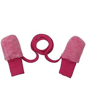 Cosilana Baby Handschuhe / Fäustlinge aus 100% Schurwoll kbT. Weich und warm by Wollbody®