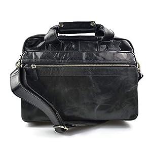 Leder herren damen tablet tasche notebook tasche messenger ledertasche umhangetasche schultertasche tragetasche tasche…