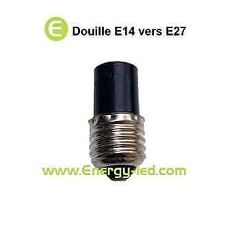 Réducteur de culot E14 vers E27