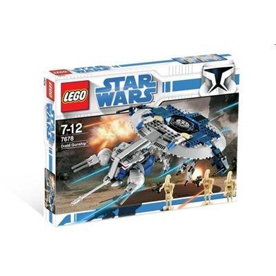LEGO-Star-Wars-7678-Droid-Gunship-329-Pieces