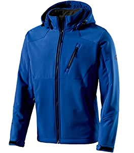 McKinley rojas veste softshell-homme-anthracite blue royal L