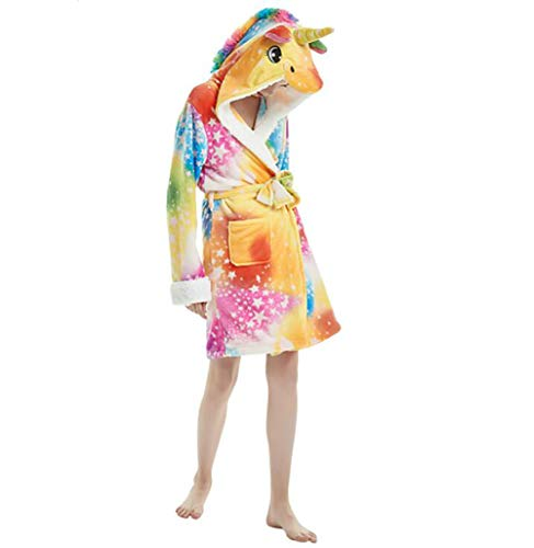 Für Erwachsene Giraffe Pyjama Kostüm - SHANGXIAN Damen Tier Mit Kapuze Bademantel