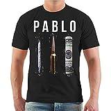 Männer und Herren T-Shirt Crime Money Cocaine Größe S - 8XL