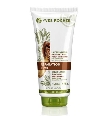 Yves Rocher-Repair Cuerpo de leche para Extremadamente piel seca