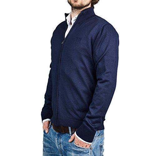 BOSS Green - Gilet - Homme Bleu