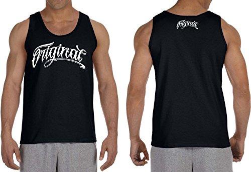 Ramirez Ausverkauf T Shirt,Herren, Tank Top, Aufdruck, Wear Original, Ärmellos, mit Motiv,Logo Schwarz