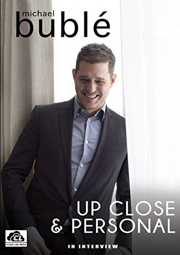 Preisvergleich Produktbild Michael Buble - Up Close And Personal - DVD [UK Import]