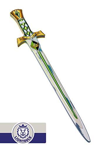Liontouch 29200LT Königsmacher Schaumstoff Schwert | König Kostüm Smaragd