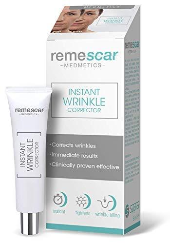 Remescar Instant Faltenkorrektor (8 ml), klinisch bewährte Anti-Falten Creme mit sofortiger Wirkung, Anti-Aging-Effekt
