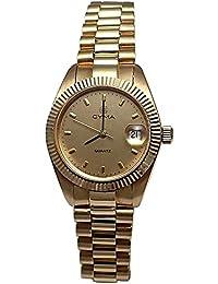 e1904fdd5106 Amazon.es  reloj oro 18k - Más de 500 EUR   Relojes de pulsera ...