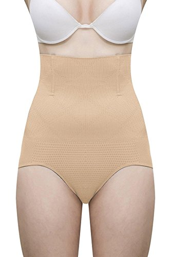 U.S. CROWN Magic Wire No Rolling Down Tummy Tucker Women's Shapewear