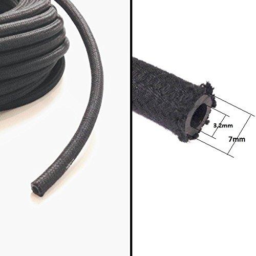 Au/ßendurchmesser 4mm Schlauchverbinder Kunststoff T-St/ück x2 F/ür Schl/äuchen