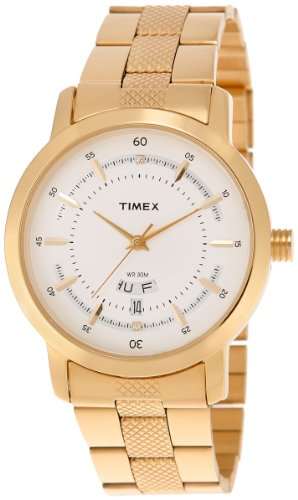 Timex Classics Analog Silver Dial Men's Watch - G907 image