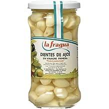 La Fragua Dientes de Ajos Pelados en Vinagre - 490 gr