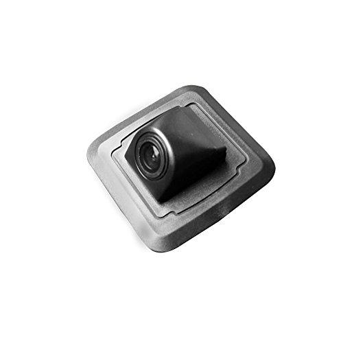 Imperm/éable Vision Nocturne Dynavsal 1280*720 Pixel 1000TV Lines Super HD Cam/éra Poign/ée de coffre Cam/éra de Recul pour BMW X1 X3 X4 X5 X6 F18 F35 F45 F46 F48 F80 520Li 525Li 530i 535Li 328Li 320Li