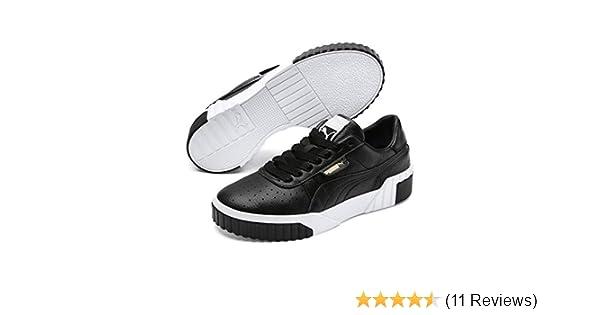 60545d432180 Puma Women s Cali WN s Low-Top Sneakers  Amazon.co.uk  Shoes   Bags