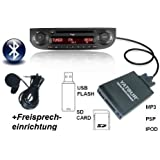 Bluetooth Interface Adaptateur autoradio ElectronicxCAE dp BAZS