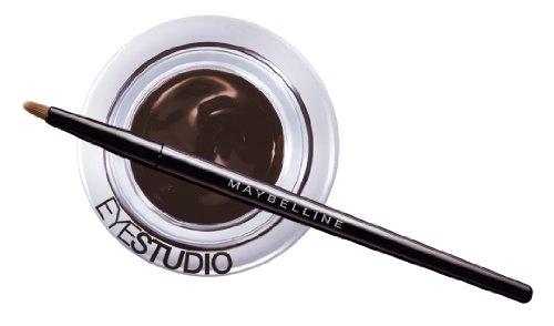 Maybelline New York Lasting Drama Gel Liner Eyeliner Professionale, Brown