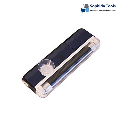 Lámpara UV para la curación de la reparación de resinas de reparación de la viruta con sucker