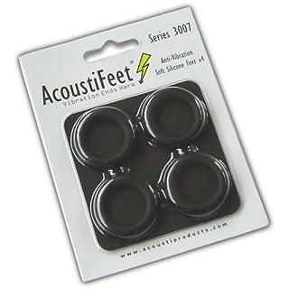 Acousti AcoustiFeet Anti-vibration Case Feet Soft : ACF3007-20B