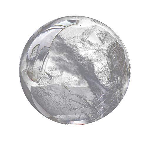 Klar Kristallkugel Glas Kugel Natürliche Quarz Edelstein Stein Ornament Büro Dekoration Kunsthandwerk Valentinstag Geburtstagsgeschenk -