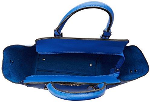 Thierry Mugler Eclat 6, Sac porté main Bleu (Bleu Électrique 7K33)