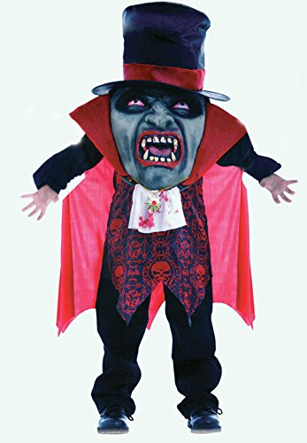 NEU Scary Halloween Mad Hatter Vampire 'Fancy Dress boy 's Jungen Kostüm Halloween Party Karneval Horror (Hatter Mad Kostüme Kid)