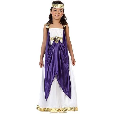 Atosa - Disfraz de romana para niña, talla 4anni (8422259106999)