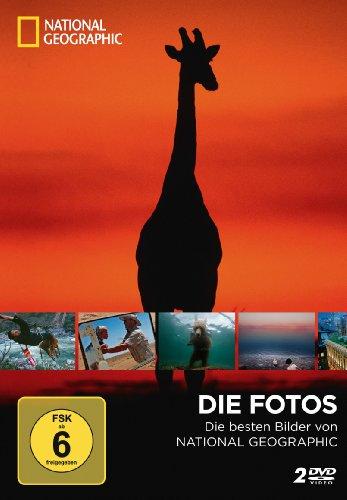 National Geographic - Die Fotos, Vol. 1 + 2 [2 DVDs]