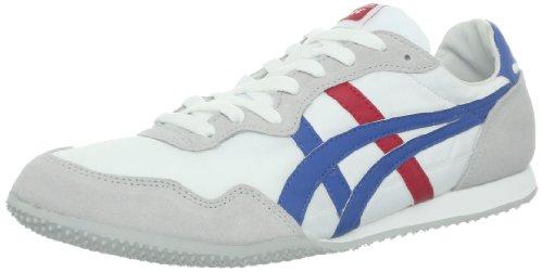 Asics - - Herren Onitsuka Tiger Serrano Schuhe In Weiß / Blau, EUR: 44.5, White/Blue