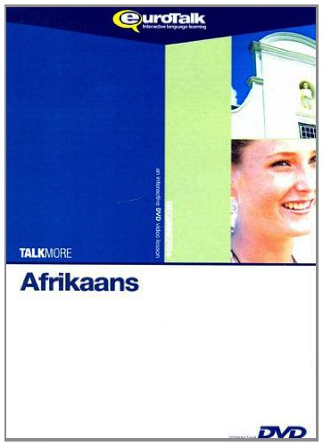 Talk More DVD-Video Afrikaans [Import]