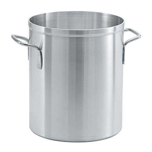 Vollrath (67516) 16 qt Wear-EverÃ'® Aluminum Stock Pot by Vollrath 16 Quart Aluminium Stock Pot
