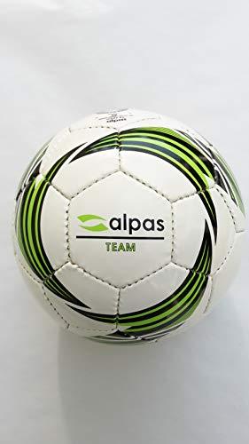 Alpas Fußball in Offizielle Größe:5 hochwertiger Freizeitbälle und Trainingsball Fußball