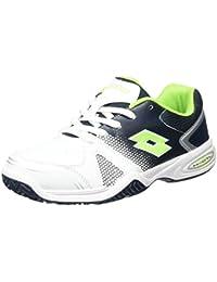 Lotto T-Strike CL L, Chaussures de Tennis Unisexe-Bébé