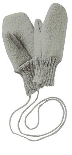 Disana 34210XX - Walk-Handschuhe Wolle grau, Size / Größe:S
