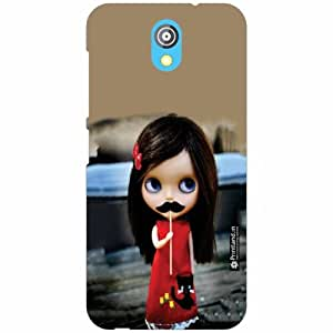 HTC Desire 526G Plus Back Cover - Silicon Hey You Designer Cases