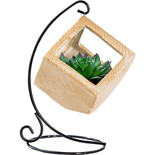 Zcm fiore artificiale, simulazione creativa pianta succulenta combinazione pianta in vaso soggiorno domestico fiori finti cesto decorativo pianta verde (dimensioni : b)