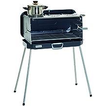 Dometic 9103300173 Classic 1 Koffergrill/Gasgrill mit 3 Kochplatten, 50 mbar